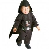 Fato de Darth Vader bebé deluxe