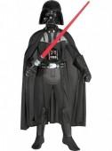 Fato de Darth Vader de luxo grande