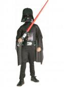 Fato de Darth Vader espada de luz lazer