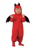 Fato de diabinho bebé halloween