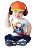 Fato de DJ bebé