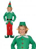 Fato de Elfo divertido