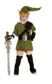 Fato de Elfo Guerreiro