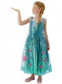 Fato de Elsa Frozen