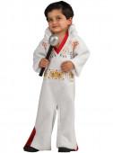 Fato de Elvis o rei para bebé