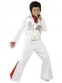 Fato de Elvis Presley menino