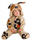 Fato de Filhote de cão para bebé