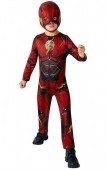 Fato de Flash DC Justice League