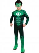 Fato de Hal Jordan Linterna verde para adolescente