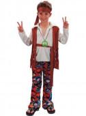 Fato de Hippie menino