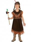 Fato de índia Sioux