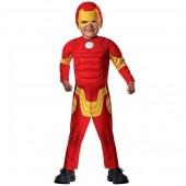 Fato de Iron Man homem de ferro