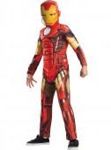Fato de Iron Man Vingadores Unidos