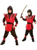 Fato de Kombat Ninja