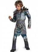 Fato de Lothar World of Warcraft musculoso
