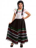 Fato de mexicana