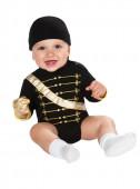 Fato de Michael Jackson Militar body para bebé