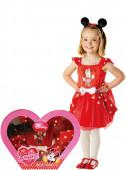 Fato de Minnie Mouse Bailarina