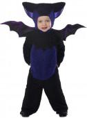 Fato de morcego infantil