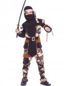 Fato de ninja comando