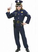 Fato de oficial de policía