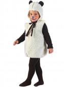 Fato de ovelhinha para bebé