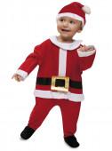 Fato de Pai Natal para bebé