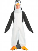 Fato de Pinguim madagáscar Skipper