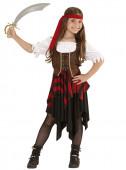 Fato de pirata para menina