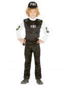 Fato de polícia do FBI