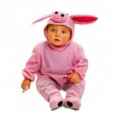 Fato de Porquinho para bebé