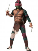 Fato de Raphael musculoso Tartarugas Ninja