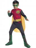 Fato de Robin, o Justiceiro para menino