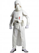 Fato de Snow trooper Star Wars