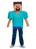 Fato de Steve Minecraft