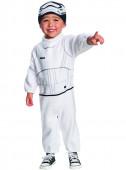 Fato de Stormtrooper Star Wars O despertar da Força para bebé