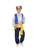 Fato de sultão elegante para menino