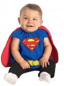 Fato de Super-Homem infante para bebé