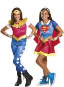 Fato de Supergirl e Mulher Maravilha DC