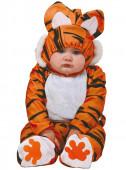 Fato de tigre para bebé