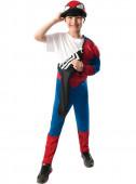 Fato de Ultimate Spiderman reversível