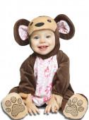 Fato de Urso moderno para bebé