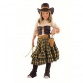 Fato de vaqueira cowgirl