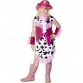 Fato de vaqueira Rodeo cowgirl