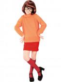 Fato de Vilma de Scooby-Doo