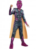 Fato de Visão Vingadores: a Era de Ultron para menino