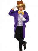 Fato de Willy Wonka