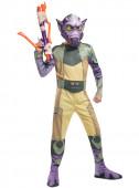 Fato de Zeb Orrelios Star Wars para menino
