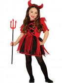 Fato Diabinha Travessa halloween