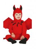 Fato Diabo para bebé
